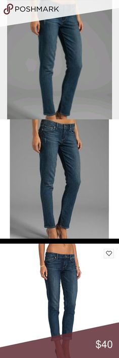 PAIGE Verdugo Ultra Skinny Augusta Jeans Cool PAIGE Augusta ultra skinny jeans Size 25 Inseam 27 Condition new without tags PAIGE Jeans Skinny