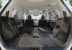 The seven-seat Toyota Verso boasts 32 seating configurations