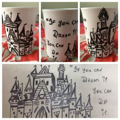 Cup of Dream by ImaginationsI on Etsy