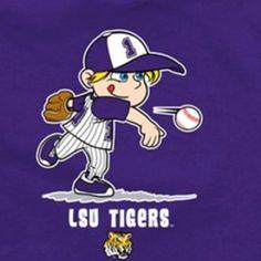 LSU Baseball - 1 more week!! Can't wait!