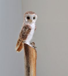 Barn Owl 1:12 scale