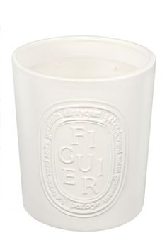 Looking for a new candle scent for my apartment. Love these big candles and the embossed jar.