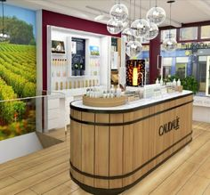 The Style Examiner: Caudalie inaugurates UK flagship store and spa