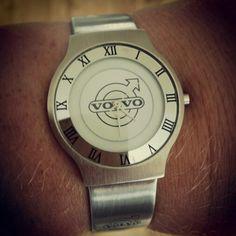 Volvo horloge