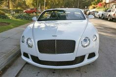 2014 Bentley ContinentalGTSpeed Base AWD 2dr Convertible Convertible 2 Doors Ice for sale in Los gatos, CA Source: http://www.usedcarsgroup.com/used-bentley-for-sale-in-los_gatos-ca