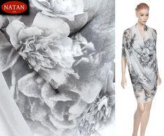 Jedwabista żorżeta Ruffle Blouse, How To Make, Women, Fashion, Poodle, Moda, Fashion Styles, Fashion Illustrations, Woman