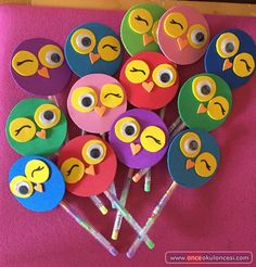 ilk gün r&b funnel cakes - Funnel Cake Craft Projects For Kids, Paper Crafts For Kids, Foam Crafts, Preschool Crafts, Diy For Kids, Gifts For Kids, Diy And Crafts, Arts And Crafts, Pencil Topper Crafts