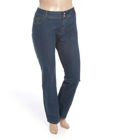 Another great find on #zulily! Vintage High-Waist Skinny Jeans - Plus #zulilyfinds