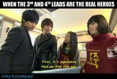 I like the leads as well. :)