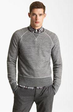 Todd Snyder Crewneck Sweatshirt available at #Nordstrom