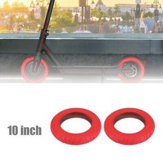 for XiaoMi Mijia Pro 10 Inch Electric Scooter Tire 10 X 2 Inflata Scooter Storage, Pro Scooters, Rubber Material, Electric Scooter, Ebay