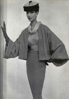Lanvin, 1957.