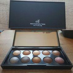 e.l.f. Studio Baked Eyeshadow Palette | e.l.f. Cosmetics