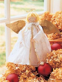 paper angel arts and crafts