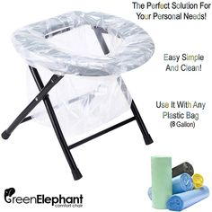 Camping Toilet - Features of a Portable Toilet for the Handicapped -- Check this useful article by going to the link at the image. Camping Equipment, Camping Gear, Camping Hacks, Outdoor Camping, Camping Bunk Beds, Tent Camping, Camper Awnings, Popup Camper, Motorhome