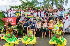 The 2018 Mauritius marathon organised by Racing Republic Mauritius Wedding, Marathon, Marathons