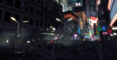 Blade Runner meets Cryengine 2: Amazing Sci-Fi images - 2009/05 ...