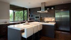 modern homes interior design kitchen | Modern Contemporary Interior Design Ideas