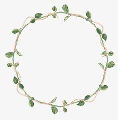 Les feuilles de la Couronne, Les Fleurs, Couronne, DessinImage PNG