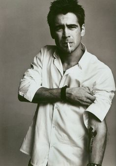 -colin farrell, looking good-