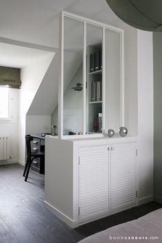 verriere pour s paration entr e a faire pinterest s paration verri re et entr es. Black Bedroom Furniture Sets. Home Design Ideas
