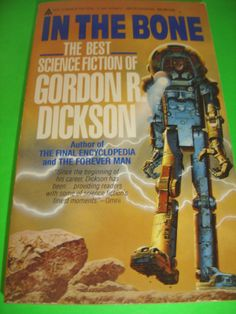 IN THE BONE BY GORDON R. DICKSON MARCH 1987 PB BOOK