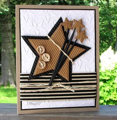 WT277 Stars and Stripes by Biggan - Cards and Paper Crafts at Splitcoaststampers