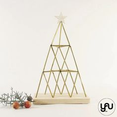 Brad CRACIUN geometric - C112 – YaU concept Hanging Chair, Christmas Decorations, Concept, Metal, Modern, Furniture, Home Decor, Geometry, Trendy Tree