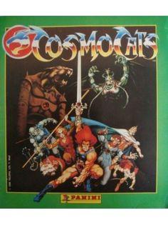 Album Panini : Cosmocats