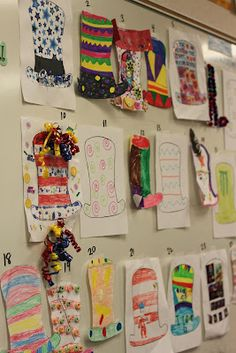 Dr. Seuss Hats: Have the kids decorate hats for homework, and when they come back to school, have them write a descriptive piece about their hat. Hang all the hats up, and take turns reading their descriptions and then the class has to guess which hat was theirs!