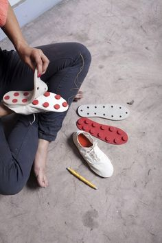Repair It Yourself | Shoe Concept
