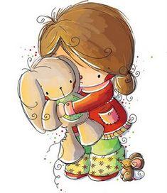 Imagenes bonitas de niños y niñas