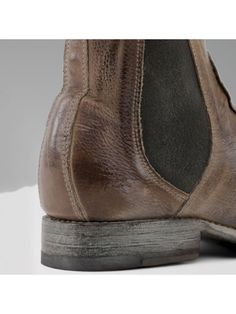 Womens Ankle Boot Flat Slip On Chelsea Boot - realyiyi.com Flat Boots, Shoe Boots, Martin Boots, Low Heels, Fashion Boots, Heeled Boots, Chelsea Boots, Slip On, Ankle