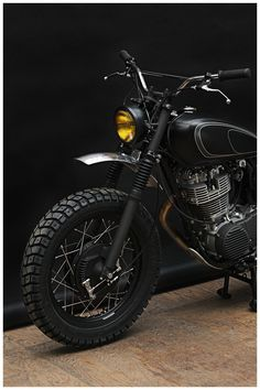 "form9 • lsrbikes: Yamaha SR 400 ""GibbonSlap"" by..."