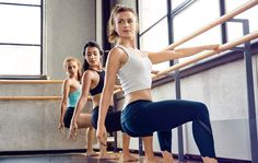 16 Of The Best Barre Workouts In Every City - SELF