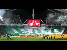 GATE 13(PANATHINAIKOS FANS)-THE BEST 2011~OE OE DJIBRIL CISSE~