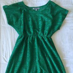 Brand new green dress New never worn green conservative dress Dresses