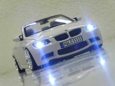 BMW E93 M3 cabrio white