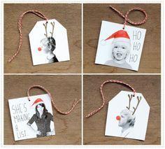 Capturando momentos: {crea} regalos con tus fotos - Navidad 2012