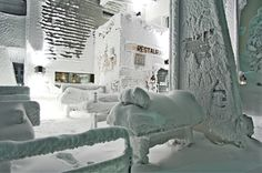 No ordinary downtown of Lapland.