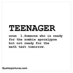 Quotes About Teenagers. QuotesGram