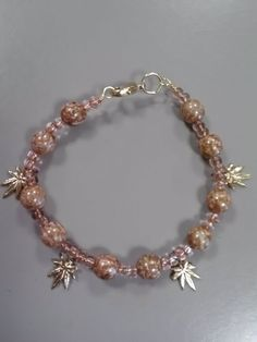 The Natural Mary Jane Bracelet by BedazzledBijoux on Etsy, $15.00