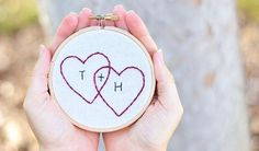 Heart-inspired on WeddingWindow.com/blog