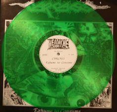 Headache Records 21