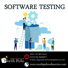 NorthPole web service provides the best, time and moneyefficient digital marketing solution.We assure you the dexterous performance via NorthPole Web Service, for the marketing of your company digitally. Software Security, Software Testing, Software Development, The Marketing, Digital Marketing, Continuous Deployment, North Pole, Engineering, Java