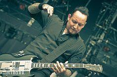Galleries | Sonisphere 2011 France, Volbeat, Michael Poulsen ...
