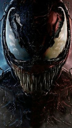 "You are watching the movie Venom on Putlocker HD. When Eddie Brock acquires the powers of a symbiote, he will have to release his alter-ego ""Venom"" to save his life. Spiderman Venom, Marvel Venom, Marvel Villains, Marvel Heroes, Batman, Spiderman Art, Marvel Fan, Superman, Venom Comics"