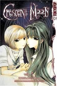 Crescent Moon Volume 5 by Haruko iida
