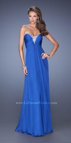 La Femme 19528 Dress Military Ball Dresses a8cea3dae879