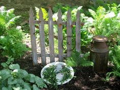 Musings of a Vintage Junkie: As My Garden Grows